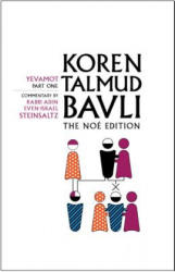 Koren Talmud Bavli - Adin Steinsaltz (ISBN: 9789653015753)