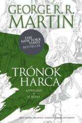 Trónok harca II. (ISBN: 9789634974246)