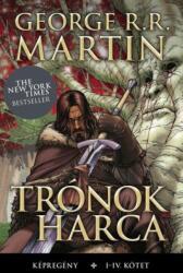 Trónok harca I-IV. (ISBN: 9789634974277)