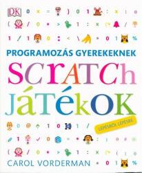 Programozás gyerekeknek - Scratch játékok (2017)