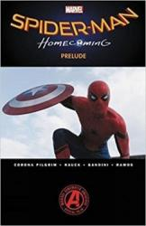 Spider-man - Homecoming Prelude (2017)