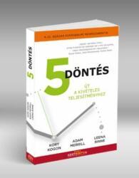 5 döntés (2016)