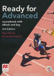 Ready for Advanced Third Edition Coursebook with Key and Practice Online (ISBN: 9781786327574)