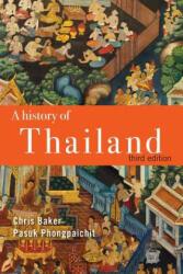 History of Thailand (ISBN: 9781107420212)