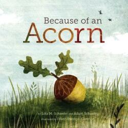 Because of an Acorn - Lola M. Schaefer, Adam Schaefer (ISBN: 9781452112428)