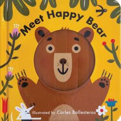 Changing Faces: Meet Happy Bear (ISBN: 9781419724749)