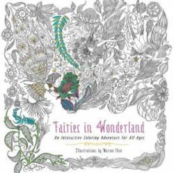 Fairies in Wonderland - Marcos Chin (ISBN: 9780062419989)