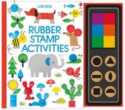 Rubber Stamp Activities - Fiona Watt (ISBN: 9781474921671)