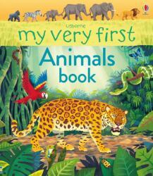 My very first animals book (ISBN: 9781474922630)