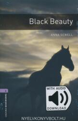 Black Beauty - Oxford Bookworms Library 4 - Audio MP3 pack (2017)