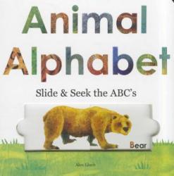 Animal Alphabet - Alex Lluch (ISBN: 9781936061495)