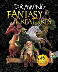 Drawing Fantasy Creatures (ISBN: 9781491486702)