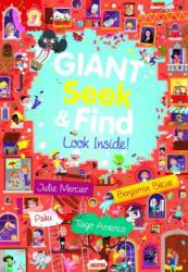 Giant Seek and Find: Look Inside! (ISBN: 9782733846841)