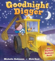 Goodnight Digger: The Perfect Bedtime Book! (ISBN: 9781438006611)