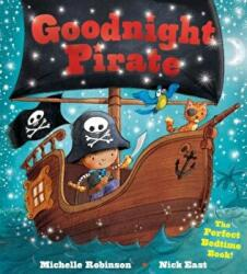 Goodnight Pirate: The Perfect Bedtime Book! (ISBN: 9781438006628)