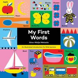 My First Words (ISBN: 9781626869684)