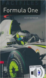 Formula One - Oxford Bookworms Fact File 3 - Mp3 Pack (2017)