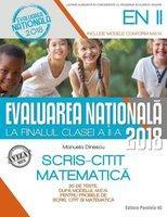Evaluare națională 2018 la finalul clasei a II-a (ISBN: 9789734725878)