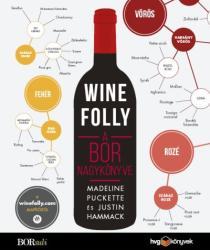 Wine Folly-A bor nagykönyve (2017)