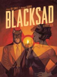 Blacksad 3 - Vérvörös lélek (2017)
