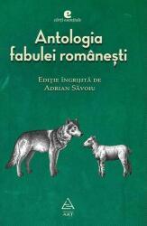 Antologia fabulei românești (ISBN: 9789731243009)