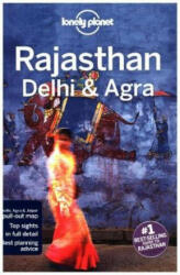 Rajasthan, Delhi & Agra - Lonely Planet (ISBN: 9781786571434)