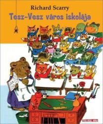 Tesz-Vesz város iskolája (2016)