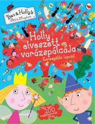Holly elveszett varázspálcája - Keresgélős lapozó (2017)