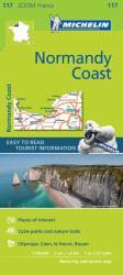 Normandy Coast Zoom Map 117 (ISBN: 9782067217850)