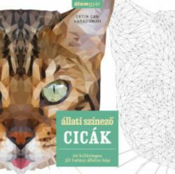 Cicák - Állati színező (ISBN: 9786155692819)