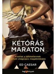 Kétórás maraton (ISBN: 9789633045107)