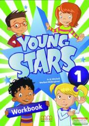 Young Stars Level 1 Workbook with CD-ROM (ISBN: 9786180516388)