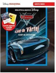 Disney Pixar. Mașini 3. Luat de vârtej. Caiet de activități (ISBN: 9786063315749)