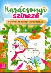 Karácsonyi színező (ISBN: 9786155634581)