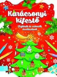Karácsonyi kifestő (ISBN: 9786155634574)