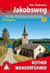 Jakobsweg - Via Tolosana (ISBN: 9783763345083)