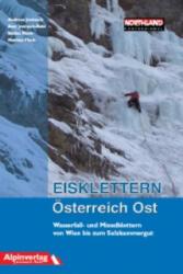 Eisklettern Österreich Ost / Jégmászás Kelet-Ausztriában (ISBN: 9783950092035)