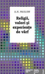 Religii, valori și experiențe de vârf (ISBN: 9786064002402)