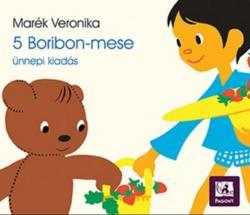 5 Boribon-mese (ISBN: 9789634103325)