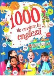 1000 de cuvinte în engleză (ISBN: 9786065259218)