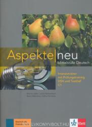 Aspekte neu C1 Intensivtrainer - Marion Lütke (ISBN: 9783126050418)