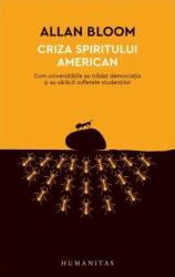 Criza spiritului american (ISBN: 9789735058616)