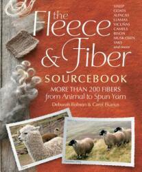 Fleece & Fiber Sourcebook - Deborah Robson (2011)