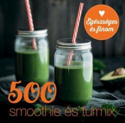 500 smoothie és turmix (2018)