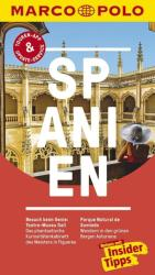 Spanien - Marco Polo Reiseführer (ISBN: 9783829728980)