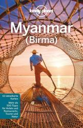 Lonely Planet Reisefhrer Myanmar (ISBN: 9783829745703)
