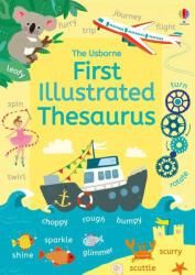 First illustrated thesaurus (ISBN: 9781474922180)