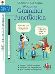 Wipe-Clean Grammar & Punctuation 7-8 - Hannah Watson (ISBN: 9781474922388)