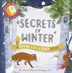 Secrets of Winter : A Shine-a-light book (ISBN: 9781782405191)