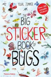 Big Sticker Book of Bugs (ISBN: 9780500651346)